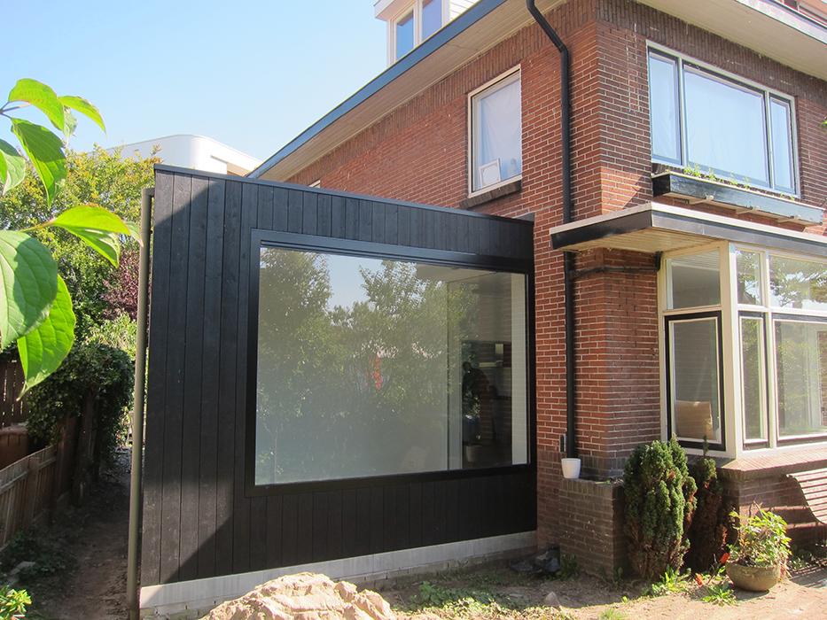 Aanbouw Keuken In Hout : 30 huis komt door de aanbouw nog beter tot zijn recht. En de aanbouw